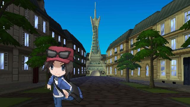 Pokemon X & Y waren de eerste 3D-games in de reeks.